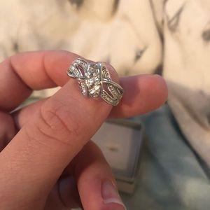 Zales zirconium ring